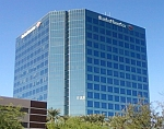 Bank of America in Mesa, Arizona