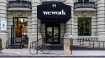 WeWork in Manhattan, New York